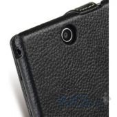 Вид 3 - Чехол Melkco Jacka leather case for Sony Xperia Z Ultra C6802 Black [SEXPZULCJT1BKLC]