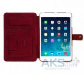 Вид 3 - Чехол для планшета Zenus iPad Mini Retina Synthetic leather Neo Classic Diary Wine Red