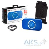 Вид 2 - Колонки акустические Monster Superstar™ High Definition Bluetooth Speaker Neon Blue