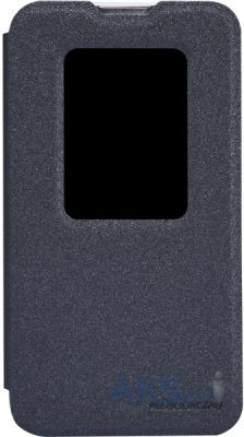 Чехол Nillkin Sparkle Leather Series LG L70 Dual Sim black