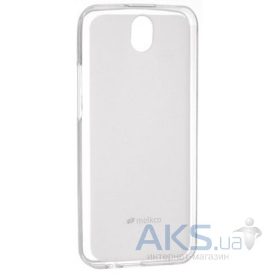 Чехол Melkco Poly Jacket TPU cover for HTC One SV/One ST/T528T White (O2ONSTTULT2TSMT)