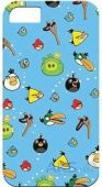Чехол Gear4 Angry Birds Protective Apple iPhone 5, iPhone 5S, iPhone SE Ensemble (ICAB502G)