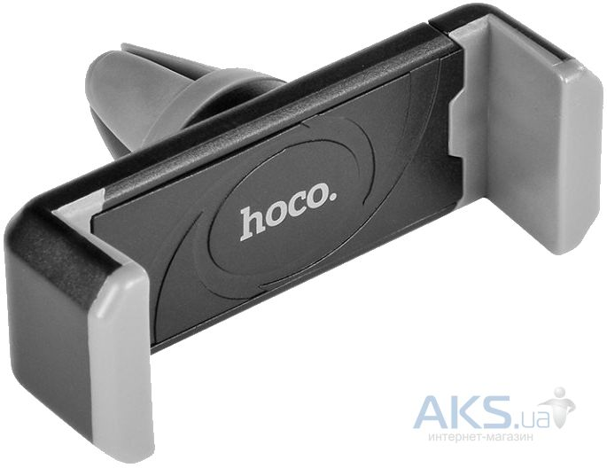 Держатель Hoco Vent Mount Black CPH01