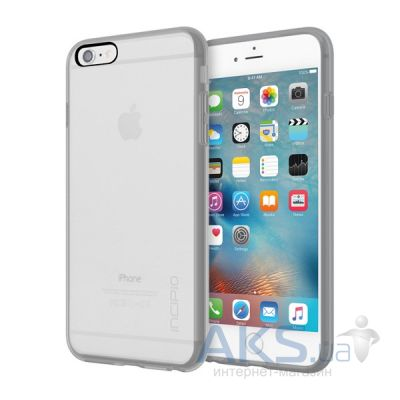 Чехол Incipio Octane Pure for iPhone 6 Plus / 6s Plus Clear/Gray (IPH-1364-CGRY-INTL)