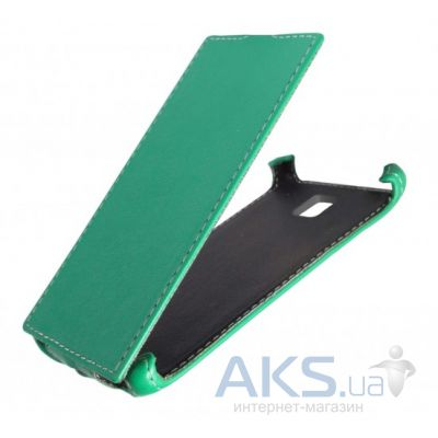 Чехол Armor flip case for Lenovo Vibe P1m Green