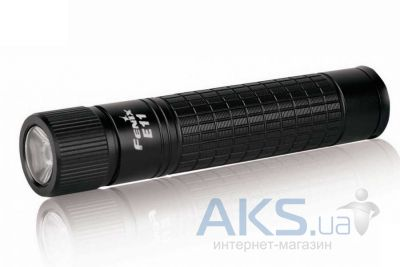 Фонарик Fenix E11 Cree XP-E LED Black
