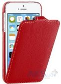 Чехол TETDED Leather flip Apple iPhone 5, iPhone 5S, iPhone 5SE Red