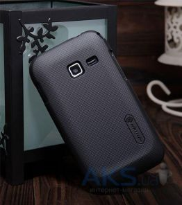 Чехол Nillkin Super Frosted Shield Samsung Galaxy Ace Duos S6802 Black