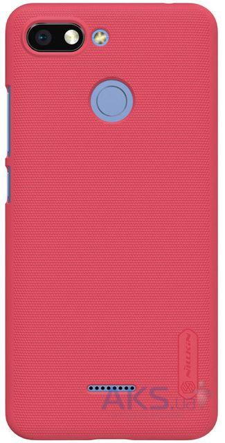 Чехол Nillkin Super Frosted Shield Xiaomi Redmi 6 Red