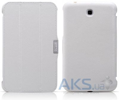 Чехол для планшета iCarer Leather Case for Samsung Galaxy Tab3 T2100/P3200 7.0 White (RS320001WH)