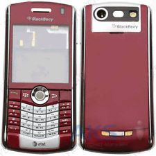 Корпус Blackberry 8110 Pearl Red