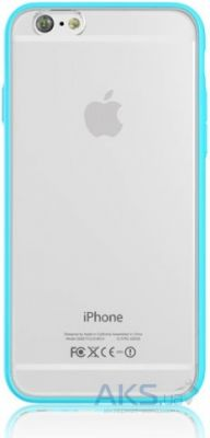 Чехол Devia Hybrid для Apple iPhone 6/6S Turk Blue