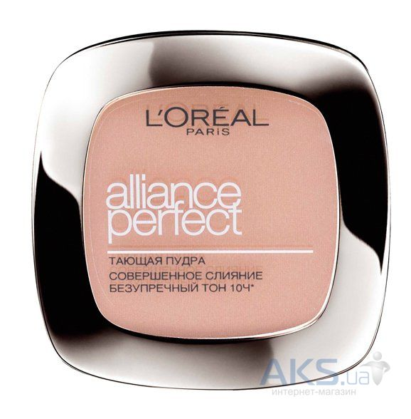 Пудра L'OREAL Alliance Perfect Compact Powder №N2 vanilla