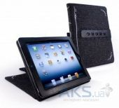 Чехол для планшета Tuff-Luv Multi-View Natural Hemp Case Cover Stand for iPad 2,3,4 Charcoal Black (E4_24)