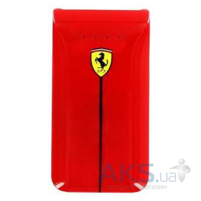 Внешний аккумулятор Ferrari Design Backup Battery 2500mAh Red (FEGLEBRE)