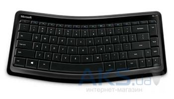 Клавиатура Microsoft Sculpt Mobile BT Ru (T9T-00017) Black