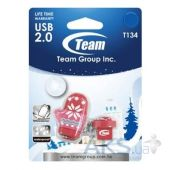 Вид 4 - Флешка Team 4GB T134 Pink USB 2.0 (TT1344GK01)