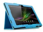 Чехол для планшета TTX leatherette case Sony Xperia Tablet Z Light blue