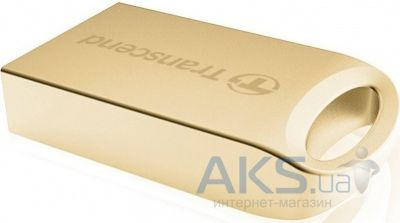 Флешка Transcend JetFlash 510 16GB (TS16GJF510G) Gold