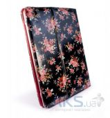 Вид 3 - Чехол для планшета Tuff-Luv Slim-Stand fabric case cover for iPad 2,3,4 Black (B10_34)