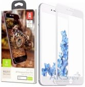 Защитное стекло Baseus Glass Pet Soft 3D 0.23 mm Apple iPhone 7 Plus White (SGAPIPH7P-PE02)