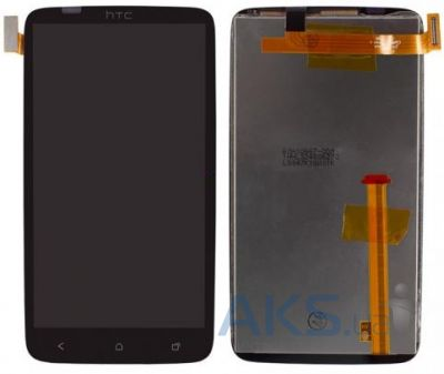 Дисплей (экран) для телефона HTC One X S720e G23, One X+ S728e G23, One XL X325 G23 + Touchscreen