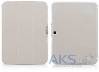 Чехол для планшета iCarer Leather Case for Samsung Galaxy Tab 3 P5200/5210 10.1 White (RS521001WH)