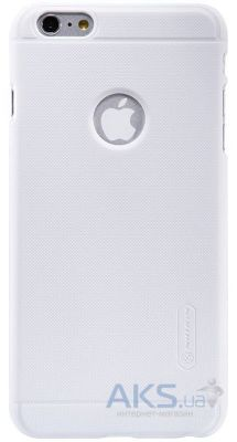 Чехол Nillkin Super Frosted Shield Apple iPhone 6 Plus, iPhone 6S Plus White