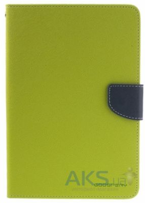 Чехол для планшета Mercury Fancy Diary Series Apple iPad mini Green - Blue