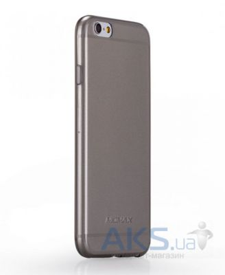 Чехол Momax Clear Twist iPhone 6, iPhone 6S Black (CCAPIP6D)