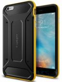 Чехол SGP Case Neo Hybrid Carbon Apple iPhone 6, iPhone 6s Reventon Yellow (SGP11622)