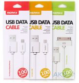 Вид 4 - Кабель USB Remax Quick&Fast Cable iPhone 4S/4 White (IP4)