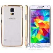 Чехол Devia Glimmer for Samsung Galaxy S5 Gold