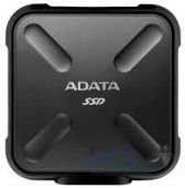 Накопитель SSD ADATA 512GB USB 3.1 SD700 IP68 Black
