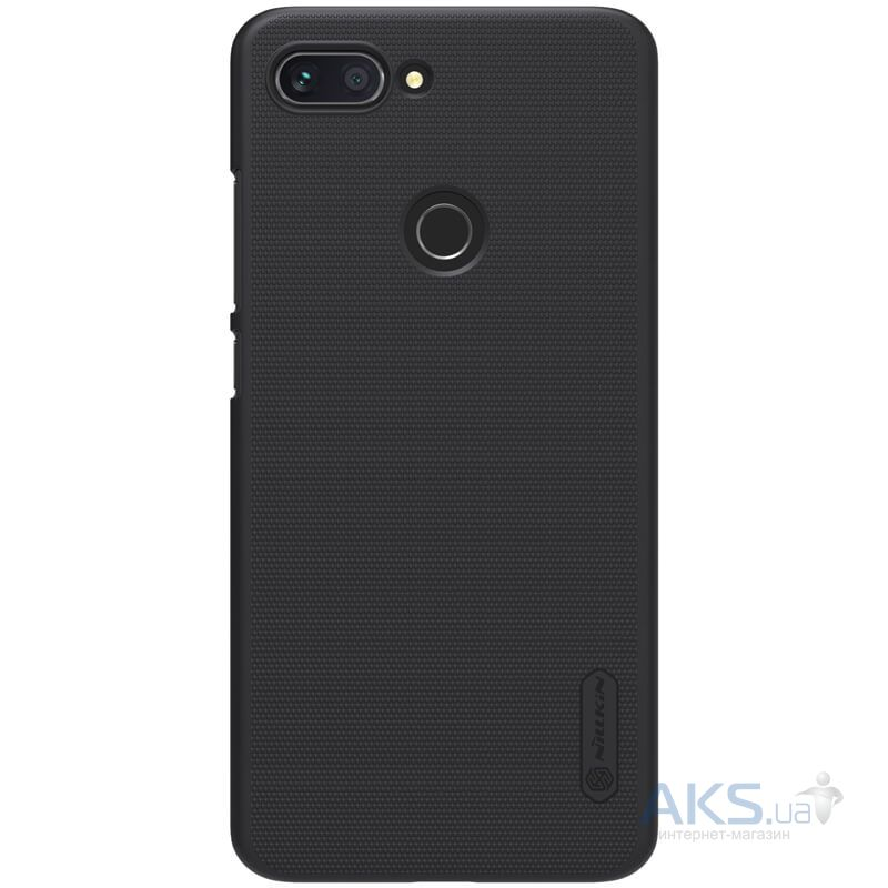 Чехол Nillkin Super Frosted Shield Xiaomi Mi 8 Lite Black