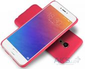 Чехол Nillkin Super Frosted Shield Meizu Pro 6, Pro 6S Red