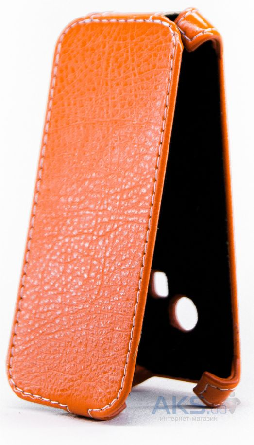 Чехол Status Standart Flip Series Nokia 220 Orange
