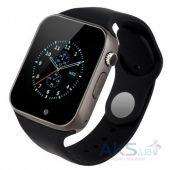 Смарт-часы (Smart Watch) UWatch A1 (Black)