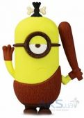 Повербанк power bank NICHOSI Funny Minions 8800 mAh Первобытный Миньон