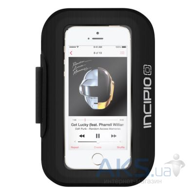 Чехол Incipio Performance Armband for iPhone 5/5s/5c (IPH-1066-BLK) Black