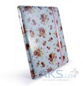 Вид 2 - Чехол для планшета Tuff-Luv Slim-Stand fabric case cover for iPad 2,3,4 Duck Egg (B2_36)