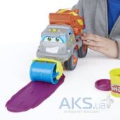 "Вид 4 - Игра Hasbro Play-Doh ""Задорный цементовоз Макс"" (B1858)"