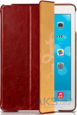 Чехол для планшета Mobler Onzo Case Royal Collection for iPad Air Red