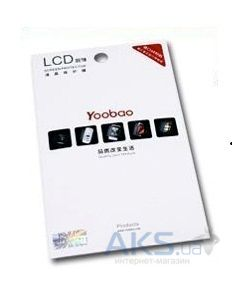 Защитная пленка Yoobao Screen Protector for Samsung Nexus S clear
