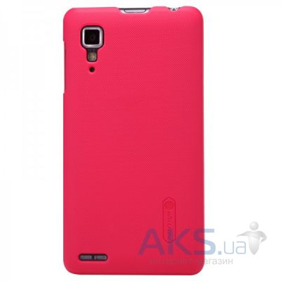 Чехол Nillkin Super Frosted Shield Lenovo P780 Red