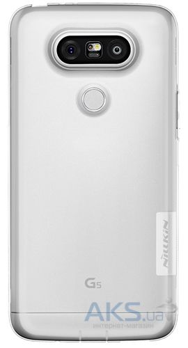 Чехол Nillkin Nature Series LG G5 H860, G5 SE H845 Transparent