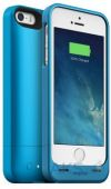 Внешний аккумулятор Mophie Juice Pack Helium 1500 mAh for iPhone 5/5S Blue (JPH-IP5-BLU-I)