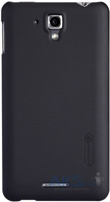 Чехол Nillkin Super Frosted Shield case for Lenovo S8 Black