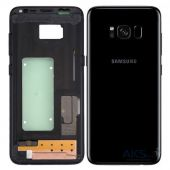 Корпус для телефону Samsung G950F Galaxy S8 Original Black