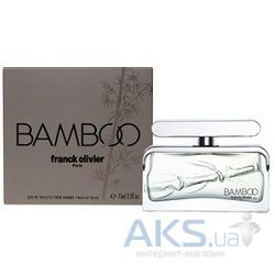 Franck Olivier Bamboo for Men Туалетная вода 50 ml